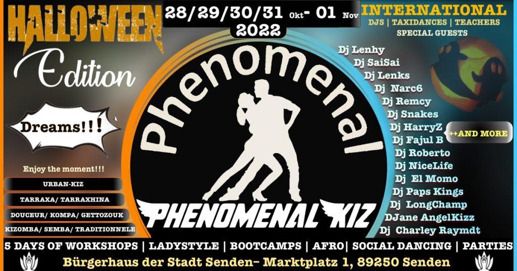 PhenomenalKiz° Festival
