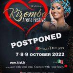 Kizomba Arena Festival 3Ed