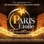 Paris Etoile Festival *New Year Eve