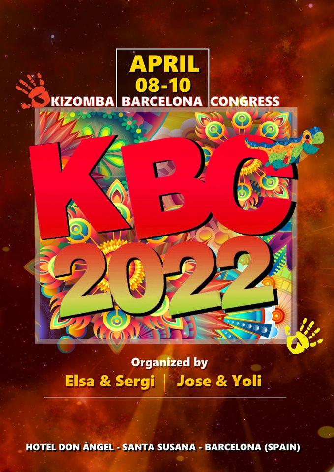 Kizomba Barcelona Congress 2022