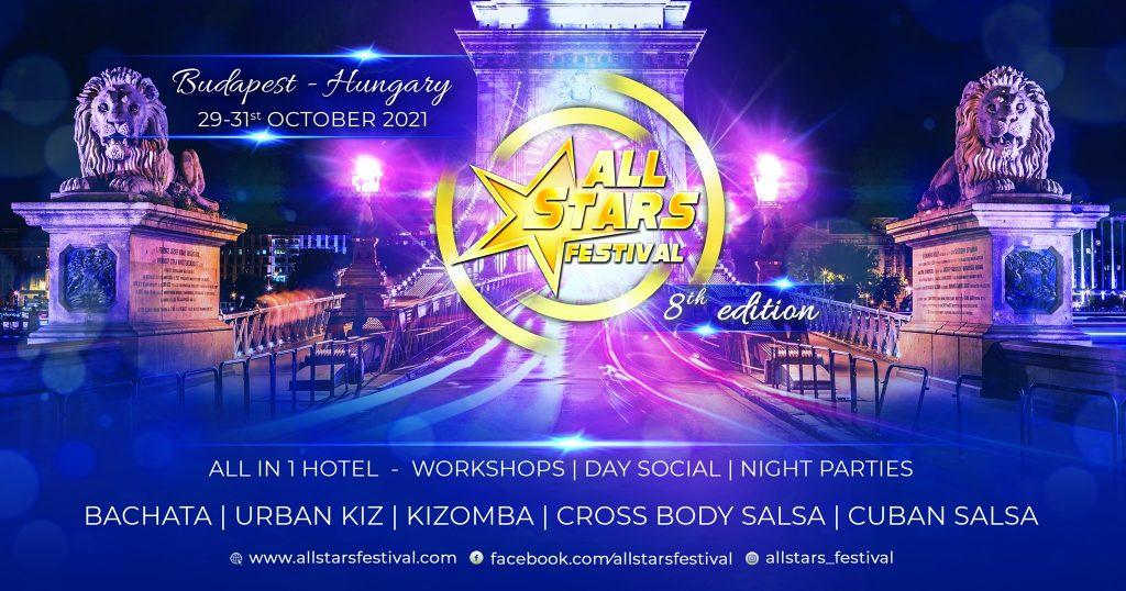 All Stars Festival 2021 Budapest