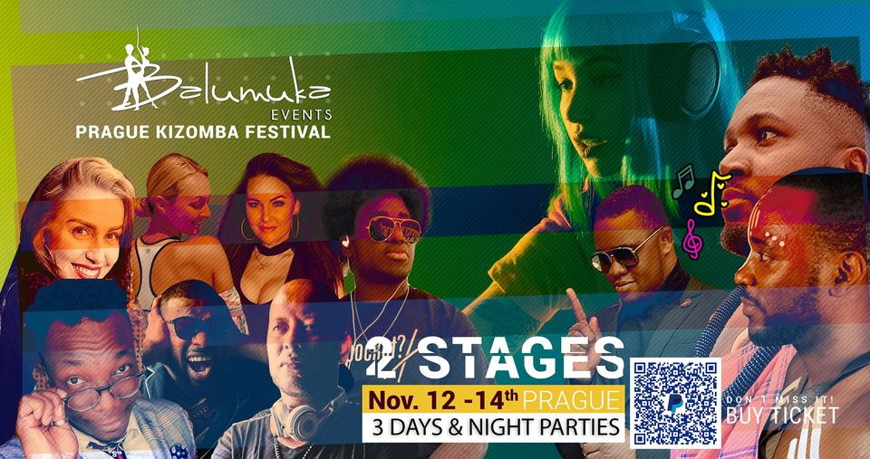 Prague Kizomba Festival - Balumuka 2021