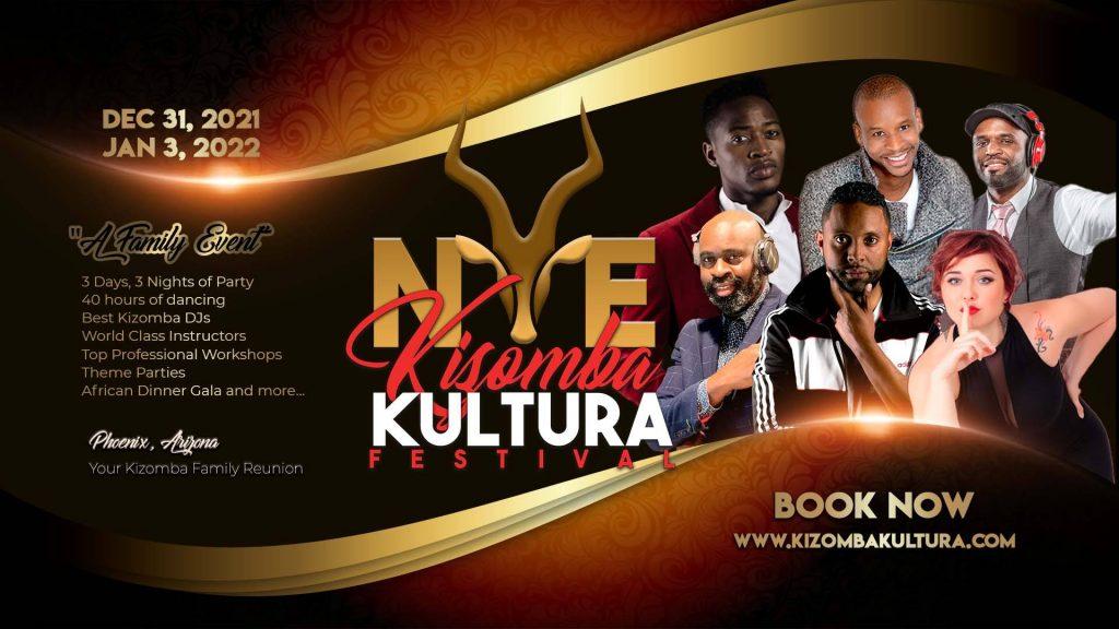 3rd NYE Kizomba Kultura Festival 2021