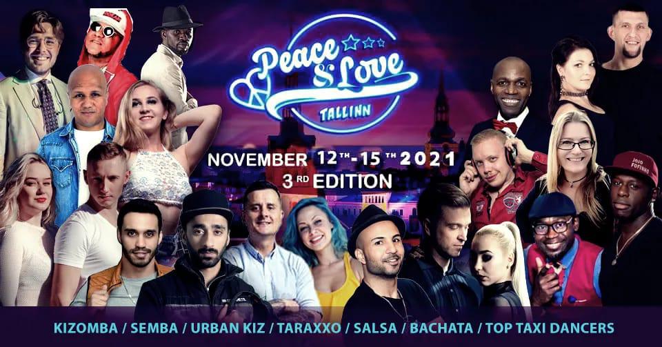 Peace and love Tallinn 2021