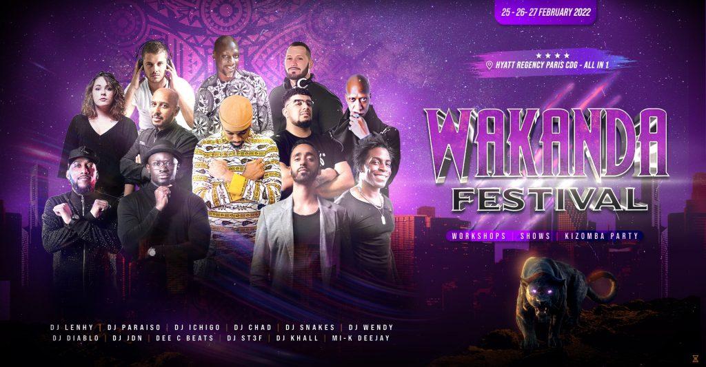 Wakanda Festival Paris 2022