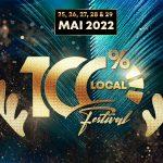"""100% Loca'l Festival """"LES 10 ANS"""" !"""